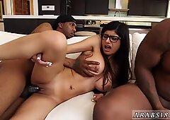 Teen farm girl My Big Black Threesome - Renata Black