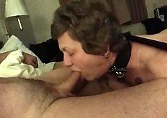 Dana eats ass