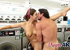 Beautiful milf pounded by stranger