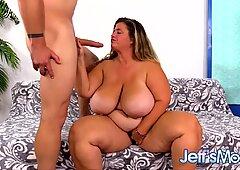 Mega Milkers BBW Hayley Jane Gets Plowed