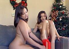 Christmas Special - Sexy Santa Eats Teen Pussy S30:E3