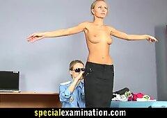 Sexy teen girl gets gyno exam