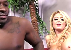Mia Lelani Proves That Asian Girls Can Take A Black Cock