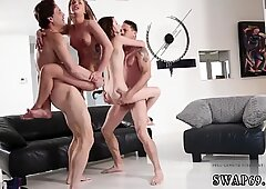 Teen tits fantasy and sucks big white dick Grounded Girls