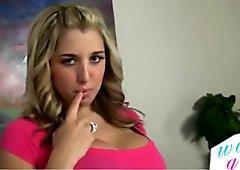 Big Boobs Girl Teasing