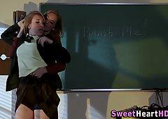 Dominating les teacher