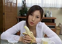 Asian girl proves practice makes perfect