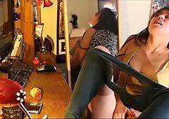 sensual masturbation 3
