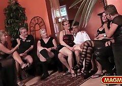 German rookie mature swinger couples