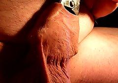 Vorhaut spreizen - Foreskin spread - Extreme - Part 02