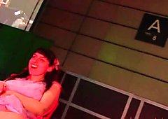Polvazo de Maria Riot y Sylvan en el Valencia Sex Festival