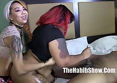 bbw getting plowed out by lil pettie kim chi