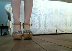 Sensual feet an shoes