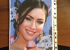 Cum On Megan Fox vol.5 (Tribute)