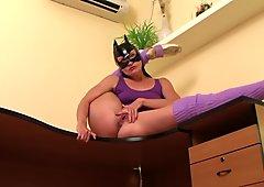 woman flexible 11