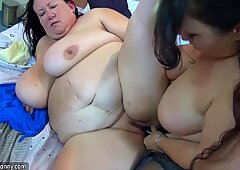 OldNanny chubby granny slave is whiped chubby mature