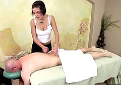 Dagfs Busty Teens Massage Gets His Cock