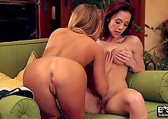 Chanel and Carter Cruise when hot and sexy bodies collide