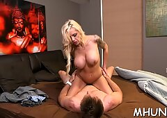 Dirty-minded MILF adores sex