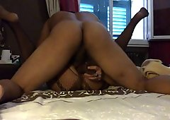 DP-Threesomes with BB dildo