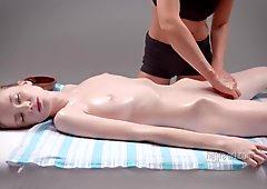 Seductive Sensual Massage - Emily Bloom