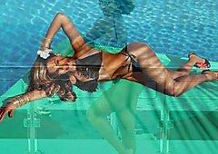 Beyonce - 2 Minute Jerk-O-Challenge - LOL@JAYZ
