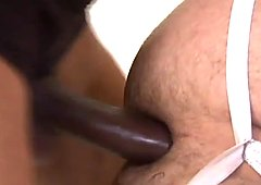 Jerry Stearns and his Huge Black Cock