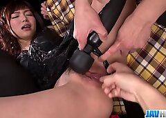 Horny Megumi Shino  ?s Teen Holes Fucked With Sex Toys - More at javhd.net