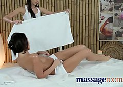 Massage Rooms - Small breasted babes