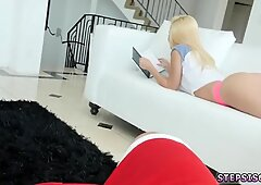 Milf teen kissing and companion pal s brother