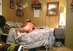 Wife getting fucked before supper