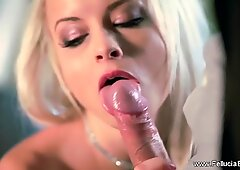 hot love with hot blowjob