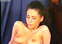 Brunette Vintage anal